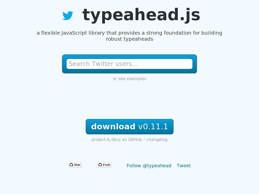 Typeahead.js