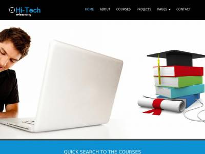 Hitech E-learning
