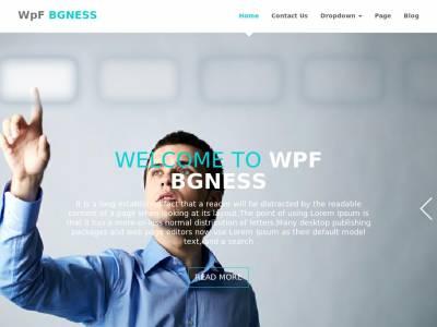 WpF BGness