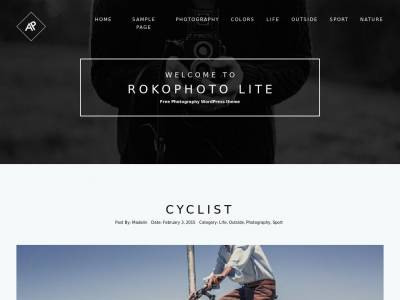 RokoPhoto Lite - WordPress
