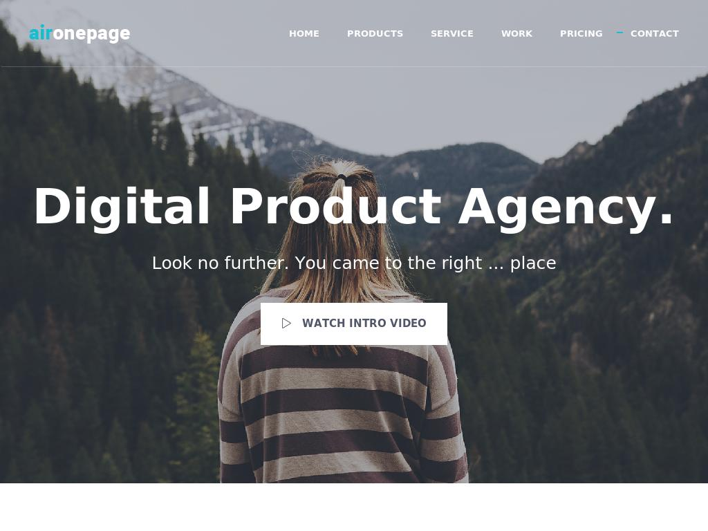 AirOnePage