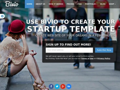 Bivio - WordPress