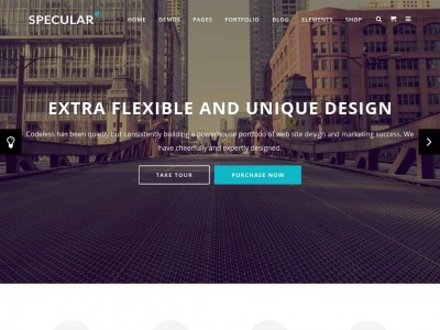 Specular - WordPress