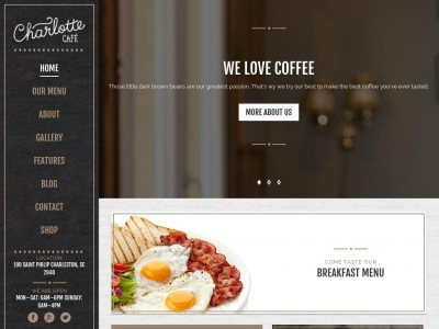 Charlotte - WordPress