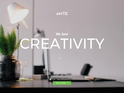 Ante - WordPress