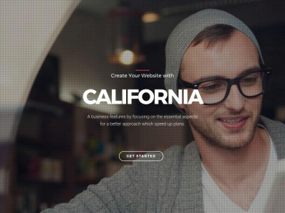 California - WordPress