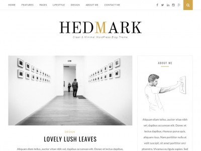 Hedmark - WordPress
