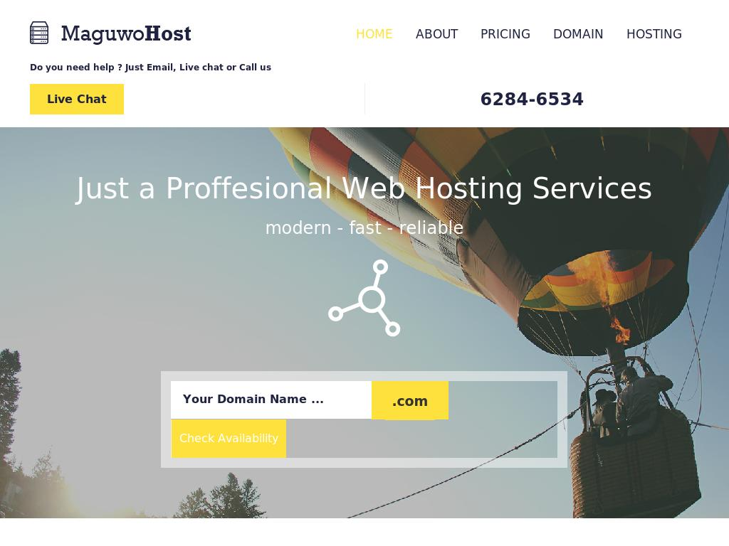Maguwohost