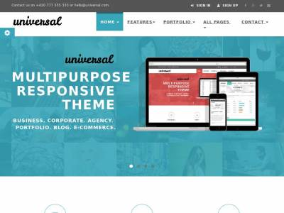 Universal - Business & E-commerce