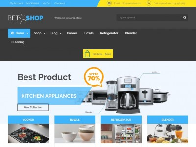 VG BetaShop - WordPress