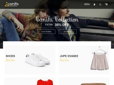 Canifa Fashion Shop - Magento