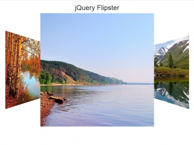 jQuery Flipster