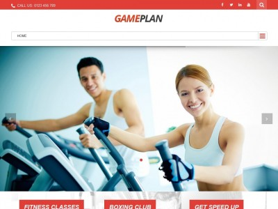 Gameplan - WordPress