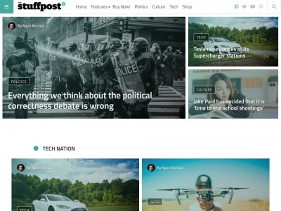 StuffPost - WordPress