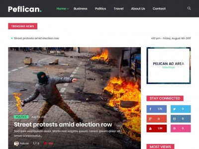 Peflican - WordPress