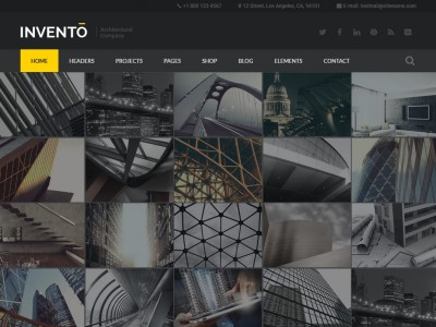 Invento - WordPress