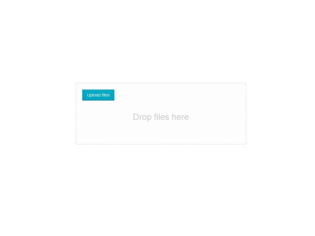 Drag и Drop закачка перетаскиванием Fine