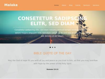 Malaka - WordPress