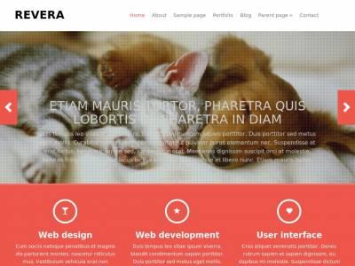 Revera - WordPress