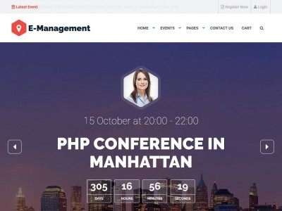 Event Management - WordPress