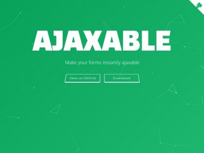 Ajaxable