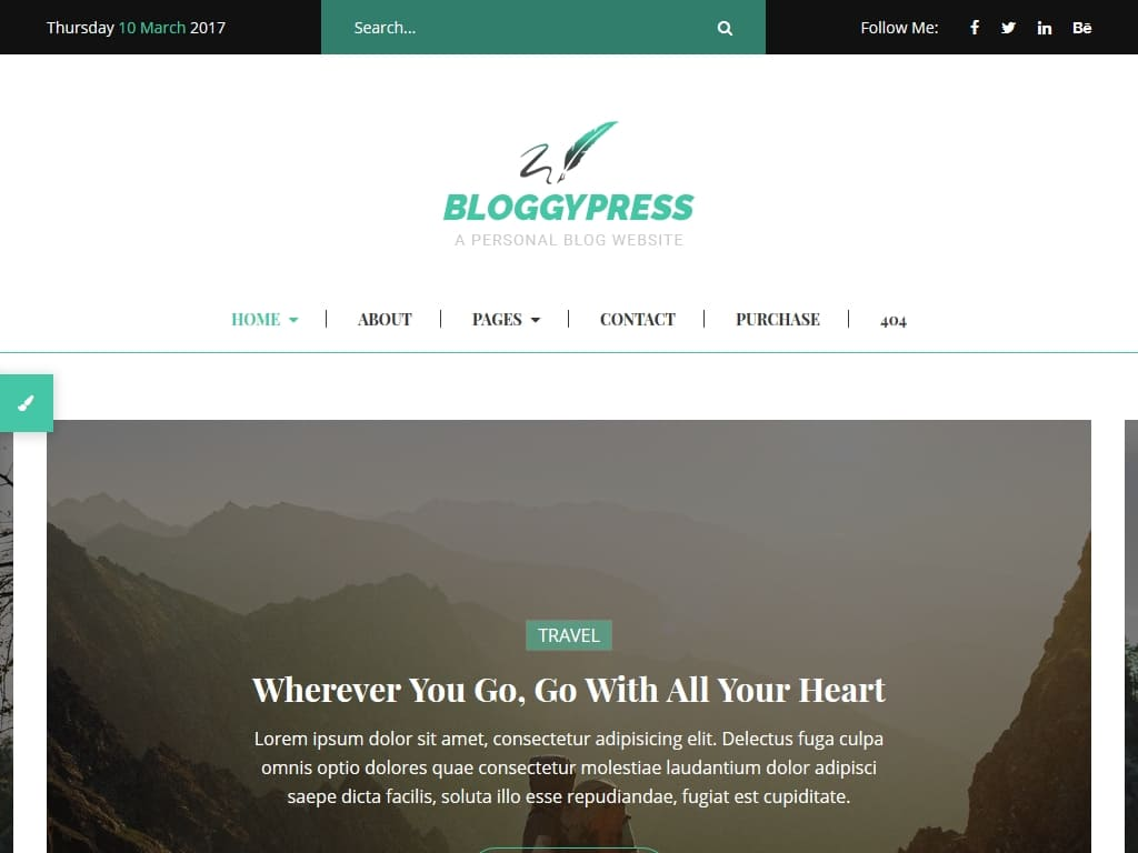 BloggyPress - Блог