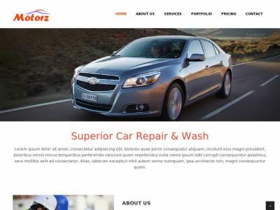 Car Repair and Wash