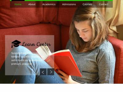 Learn Center