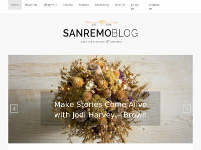 Sanremo - WordPress