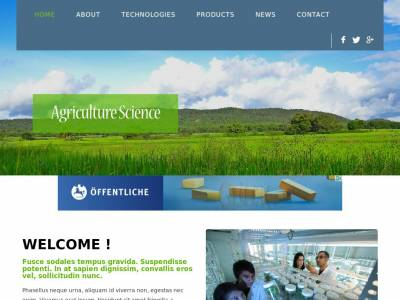 Agriculture Science