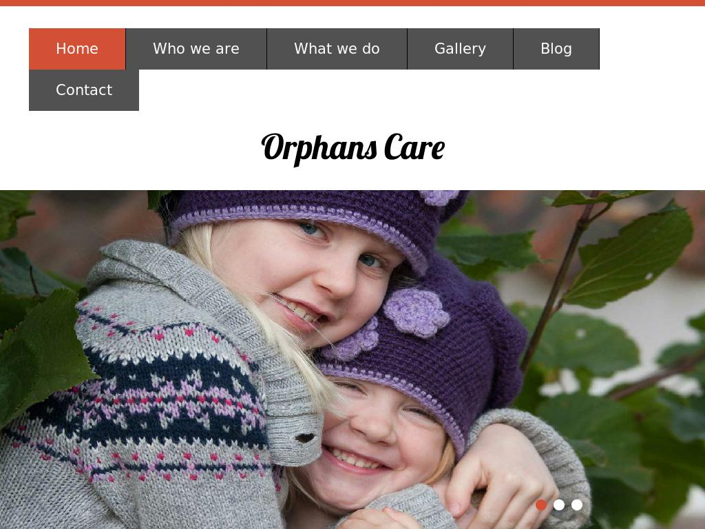 Orphans Care