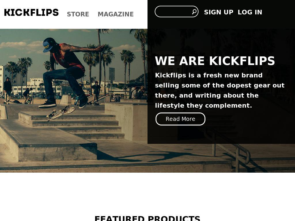 Kick Flips