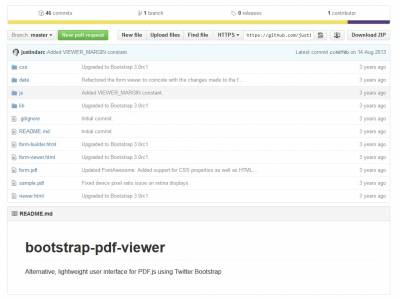 Bootstrap Pdf Viewer