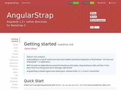 AngularStrap