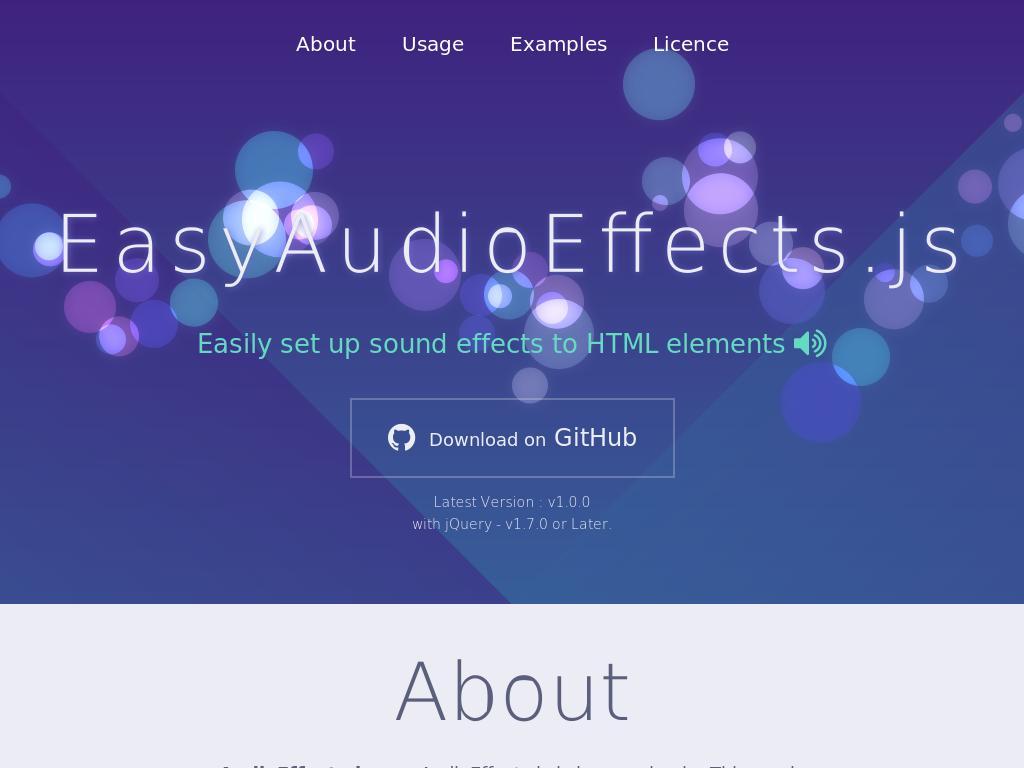 EasyAudioEffects