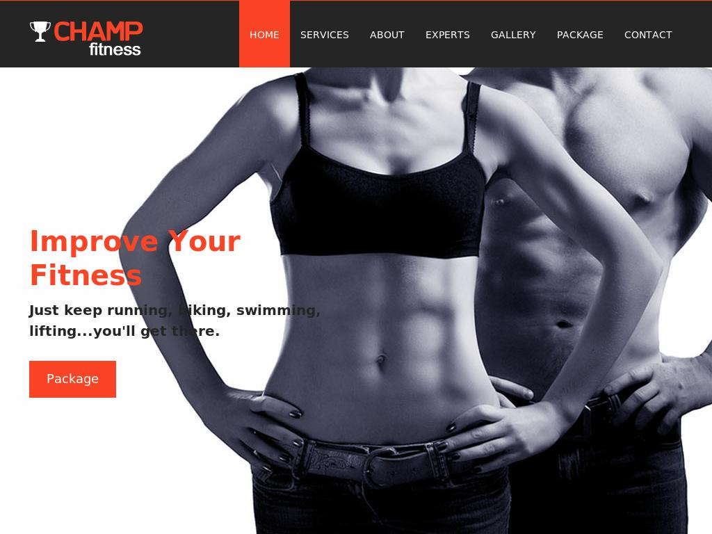 Champ Fitness Gym