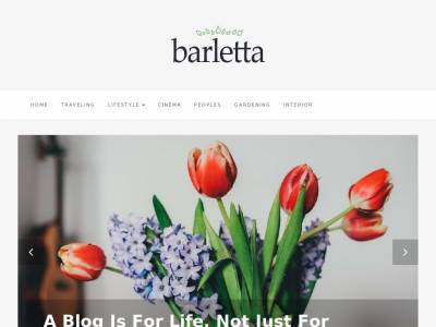Barletta - WordPress
