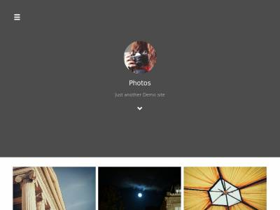 Photos - WordPress